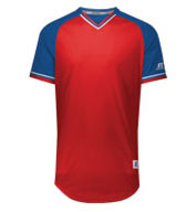 Russell Adult Classic V-Neck Jersey