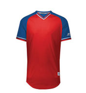 Russell Youth Classic V-Neck Jersey