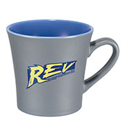Leeds Stormy Ceramic Mug 12 oz.