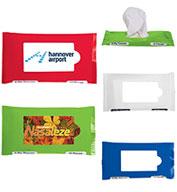 Prime Line® Pocket/Travel Facial Tissues