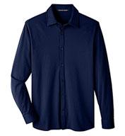 Devon & Jones Mens CrownLux Performance™ Plaited Shirt