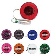 BIC Graphic 5 Mini Round Tape Measure