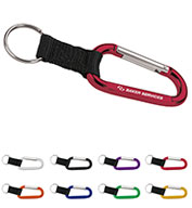 Good Value Anodized Carabiner 8mm