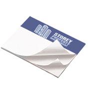 BIC® 4x3 Adhesive Notepad 25 Sheet Pad