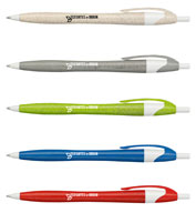 Bullet Cougar Wheat Straw Ballpoint Pen