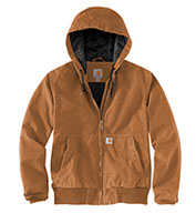 Carhartt® Womens Washed Duck Active Jac