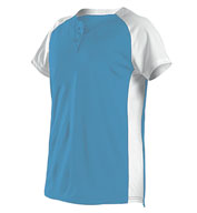 Alleson Ladies Two Button Fastpitch Jersey