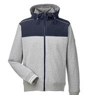 Nautica Mens Navigator Full-Zip Jacket
