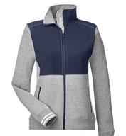Nautica Ladies Navigator Full-Zip Jacket