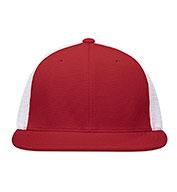 Pacific Headwear Premium M2 Performance Trucker Flexfit® Cap
