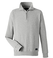 Nautica Mens Anchor Quarter-Zip Pullover
