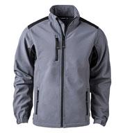 Reebok Mens Softshell Jacket