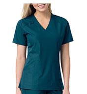 Carhartt Womens Liberty Multi Pocket V-Neck Top