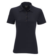 Greg Norman Womens X-Lite 50 Solid Woven Polo