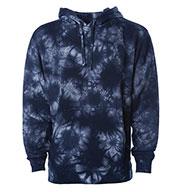 Independent Trading Co. Unisex Tie-Dyed Sweatshirt