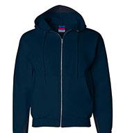Champion Adult Double Dry Eco® Full Zip Hooded Sweatshirt