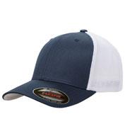 Yupoong Flexfit® Custom Mesh Truckers Cap - Design Online or Buy It Blank 20b2f77d1fcb