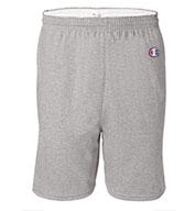 Champion  Adult 100% Cotton Jersey Gym Short