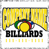 Billiards-204 (Full Color)