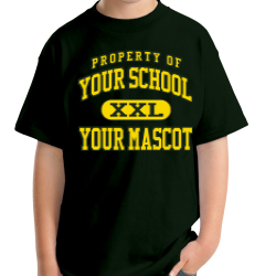Sproul Junior High School Custom Youth T-shirt