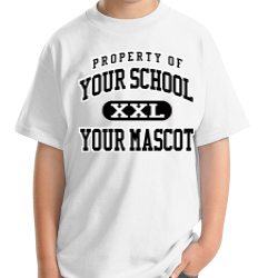 Deer Park Elementary School Custom Youth T-shirt