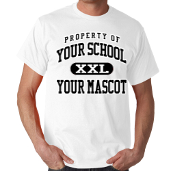 Deer Park Elementary School Custom Adult T-shirt