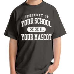 James Marlowe Elementary School Custom Youth T-shirt