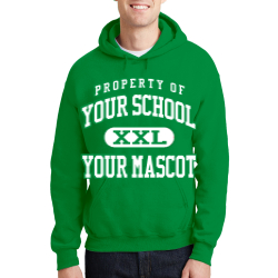 Ps 74 Hamlin Park Custom Hooded Sweatshirt