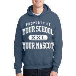 Academy Of Robinson Custom Hooded Sweatshirt
