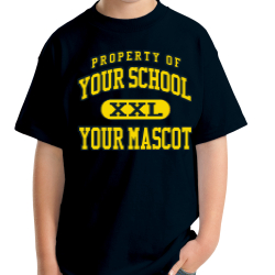 Teays Valley Middle School Custom Youth T-shirt