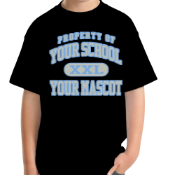 Minerva High School Custom Youth T-shirt
