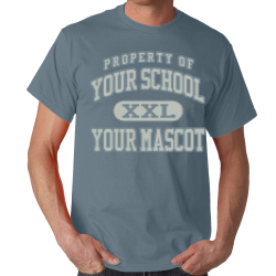 Minerva High School Custom Adult T-shirt