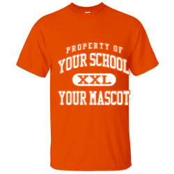 Ellet High School Custom Adult T-shirt