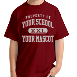 Goodrich Middle School Custom Youth T-shirt