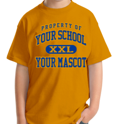 Hayes Elementary School Custom Youth T-shirt