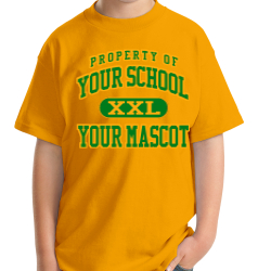 Lansdale Catholic High School Custom Youth T-shirt