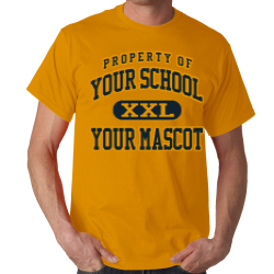 Seneca High School Custom Adult T-shirt