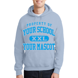 Timbers Elementary School Custom Hooded Sweatshirt