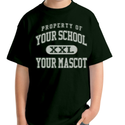 Shiloh High School Custom Youth T-shirt