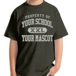 Big Bear Elementary School Custom Youth T-shirt