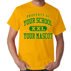 Emerson Elementary School Custom Adult T-shirt