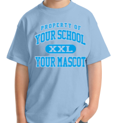 Jersey Community High School Custom Youth T-shirt