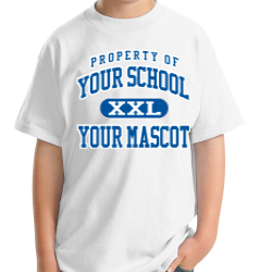 Jefferson Craig Elementary School Custom Youth T-shirt