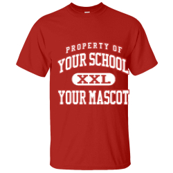 Rockcastle County High School Custom Adult T-shirt