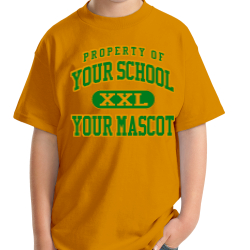Grace Baptist School Custom Youth T-shirt