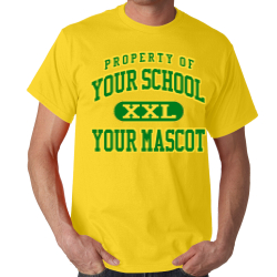 Grace Baptist School Custom Adult T-shirt