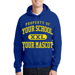 Brightwood Elementary School Custom Hooded Sweatshirt