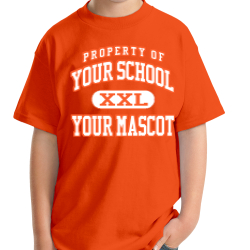 Highland Hall School Custom Youth T-shirt