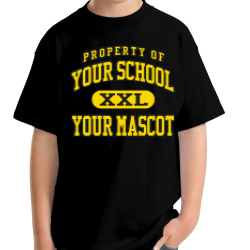 Long Creek Elementary School Custom Youth T-shirt