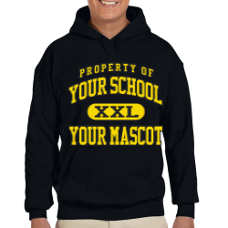 Long Creek Elementary School Custom Hooded Sweatshirt